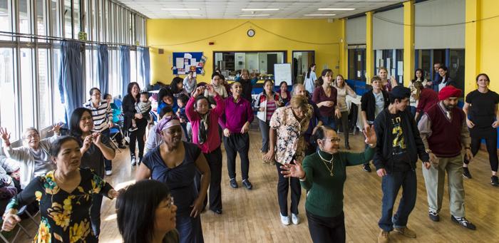Greenwich Dance, Woolwich United Dance Celebration,