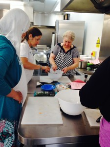 Greenwich Cookery Clubs 1