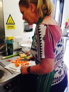 Greenwich Community Cookery Clubs Pumpkin