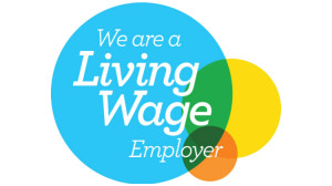 We are Living Wage Employer 750x420