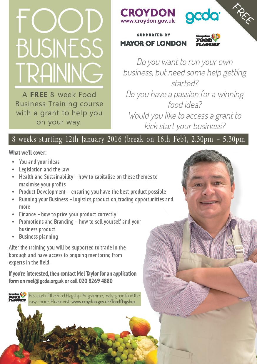 Croydon Business Training Flyer jpeg
