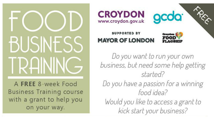 Croydon Food Businesses Training Begins!