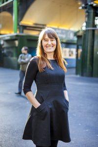 Claire Pritchard GCDA Borough Market Trustees