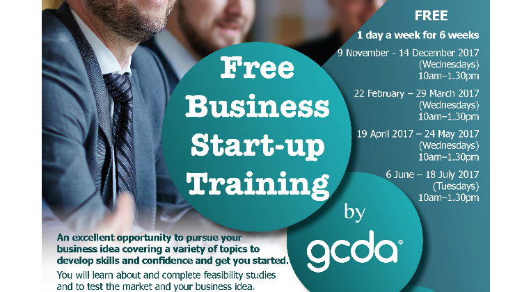 Business Start-Up training from GCDA