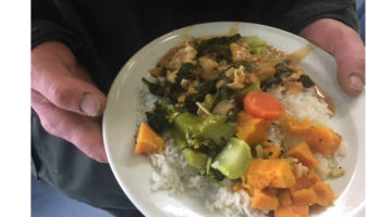 HealthyMeals at the 999 Cookery Club