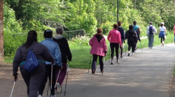 Next Free Learn To Nordic Walk for Health Courses