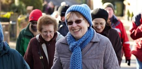 Lewisham Health Walk