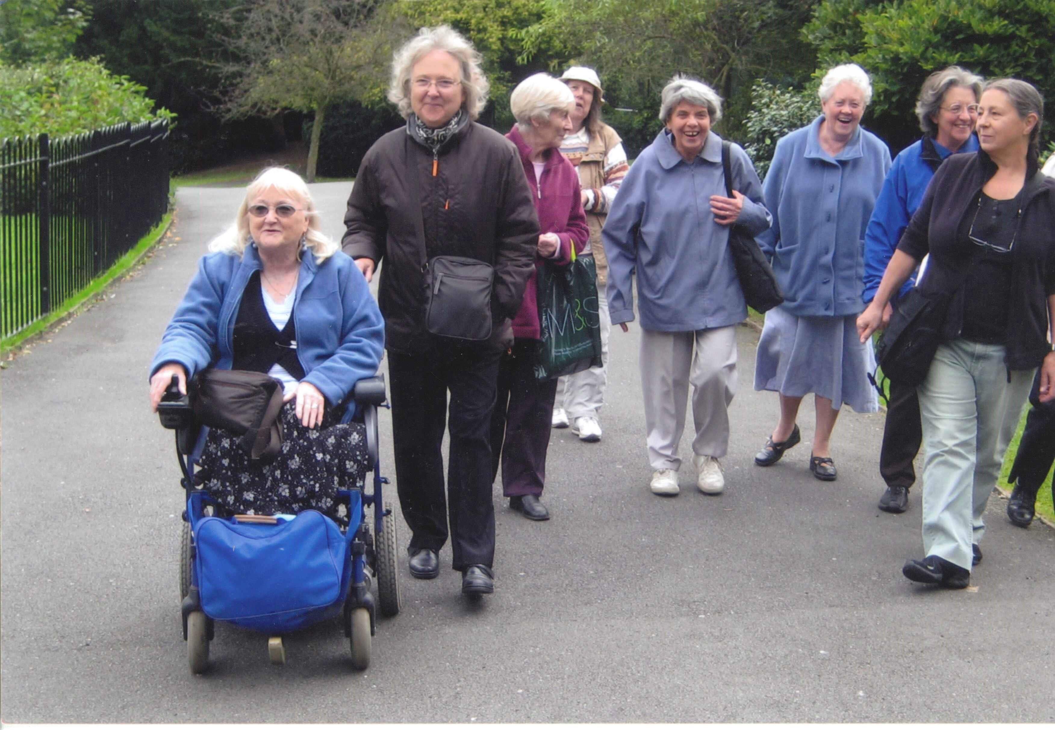 Lewisham Health Walks - GCDA