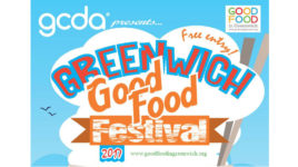 Greenwich Good Food Festival 23rd & 24th September