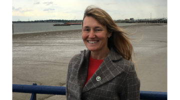 New Chair of the London Food Board – Claire Pritchard