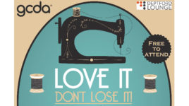 Love it don't lose it – Free advice and sewing skills sessions