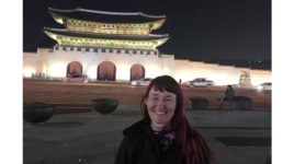 GCDA's Director in South Korea