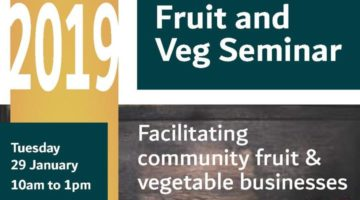 How to Set up a Community Fruit & Veg Stall