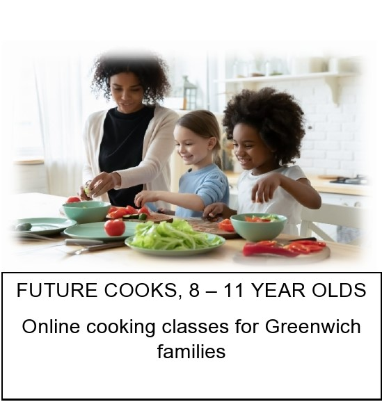 Future cooks of Greenwich 8 - 11 year olds