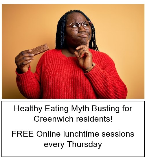 Healthy Eating Myth Bustng for Greenwich Residence